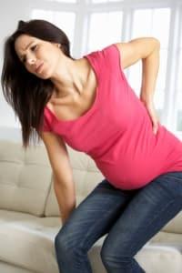 Боль в спине при беременности