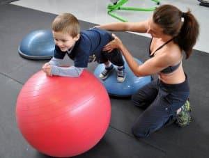 Лечебная физкультура (ЛФК) у детей