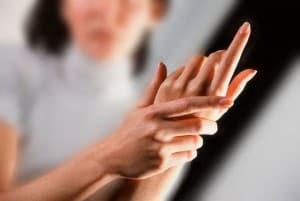 Онемение рук и ног