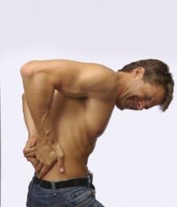 Когда ложусь очень болит спина