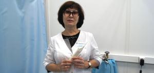 врач-физиотерапевт Сухенко Елена Михайловна