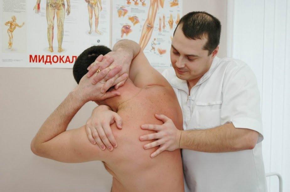 Безоперационное лечение позвоночника